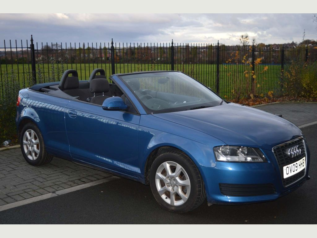 Audi A3 Cabriolet Convertible 1.8 TFSI Cabriolet 2dr