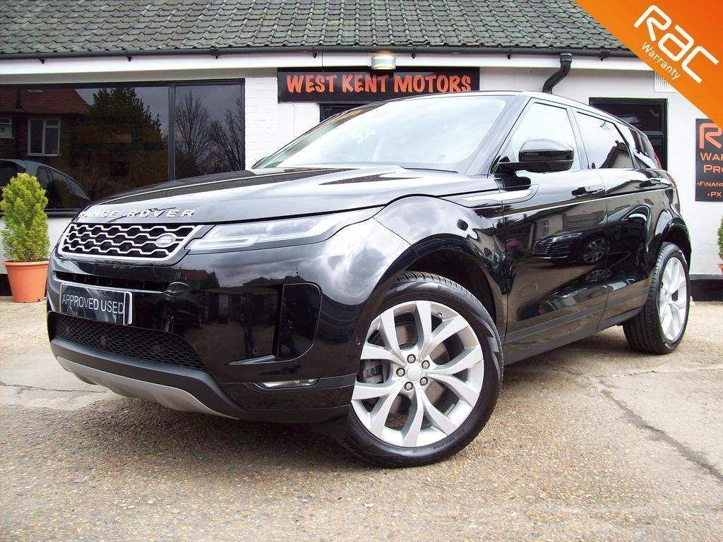 Land Rover Range Rover Evoque SUV 2.0 D180 SE Auto 4WD (s/s) 5dr