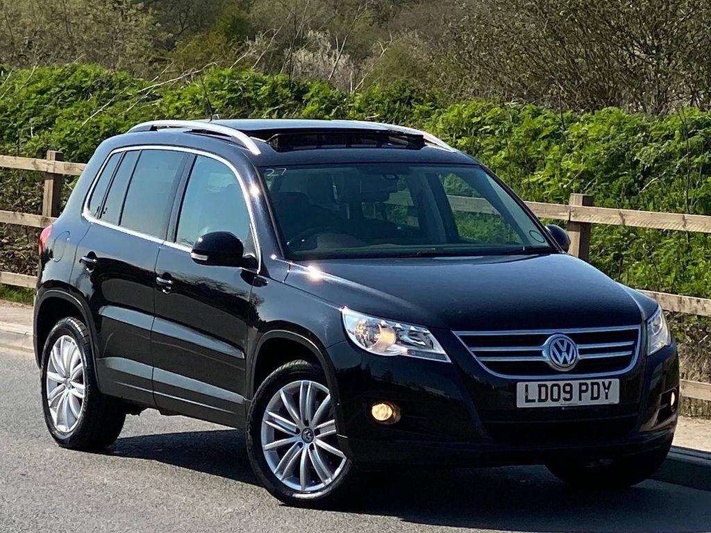 Volkswagen Tiguan SUV 2.0 TDI Sport Tiptronic 4MOTION 5dr
