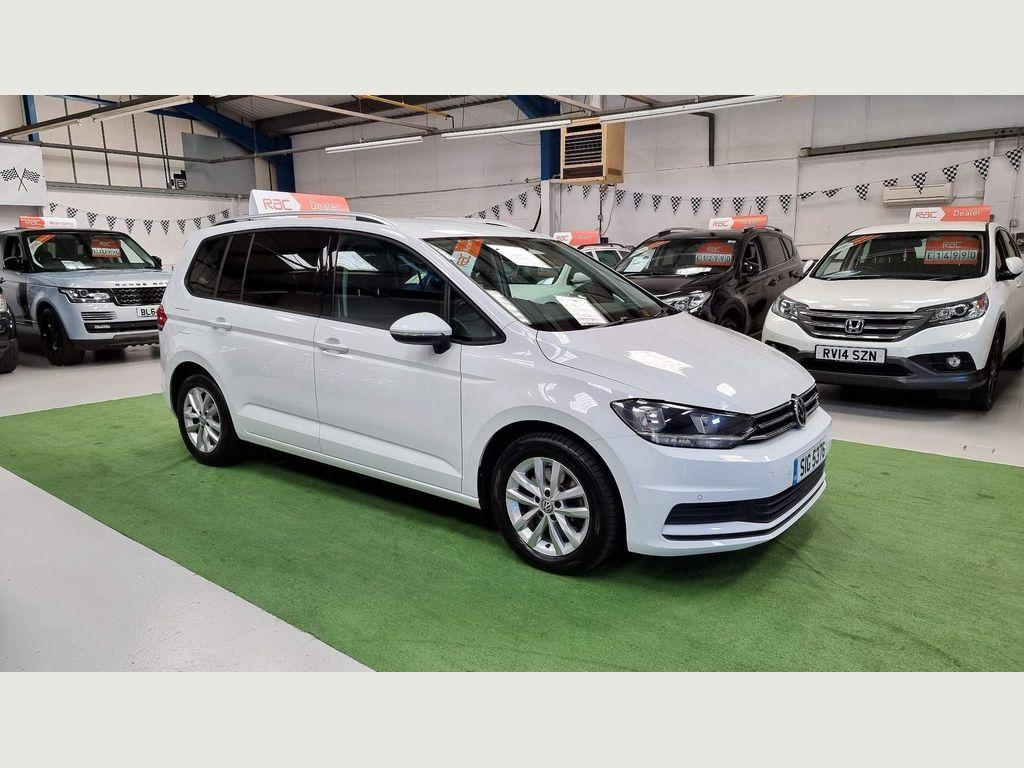 Volkswagen Touran MPV 2.0 TDI BlueMotion Tech SE DSG (s/s) 5dr