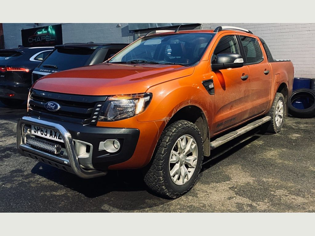 Ford Ranger Pickup 3.2 TDCi Wildtrak Double Cab Pickup 4x4 4dr (EU5)