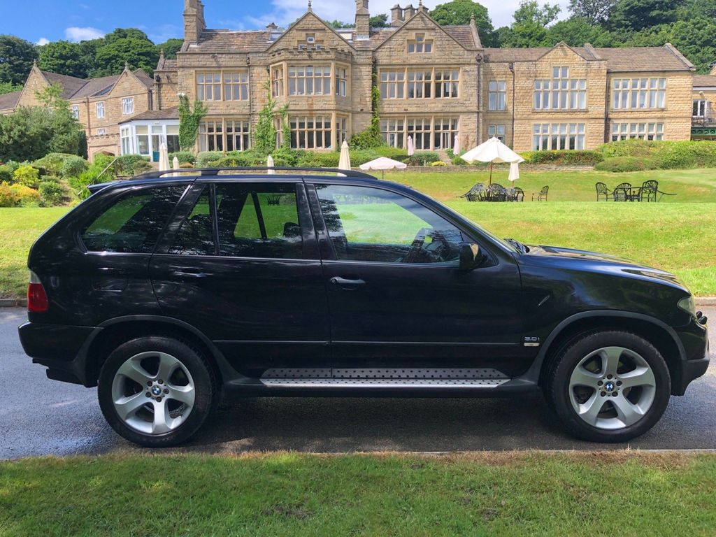 BMW X5 SUV 3.0i Sport Auto 4WD 5dr
