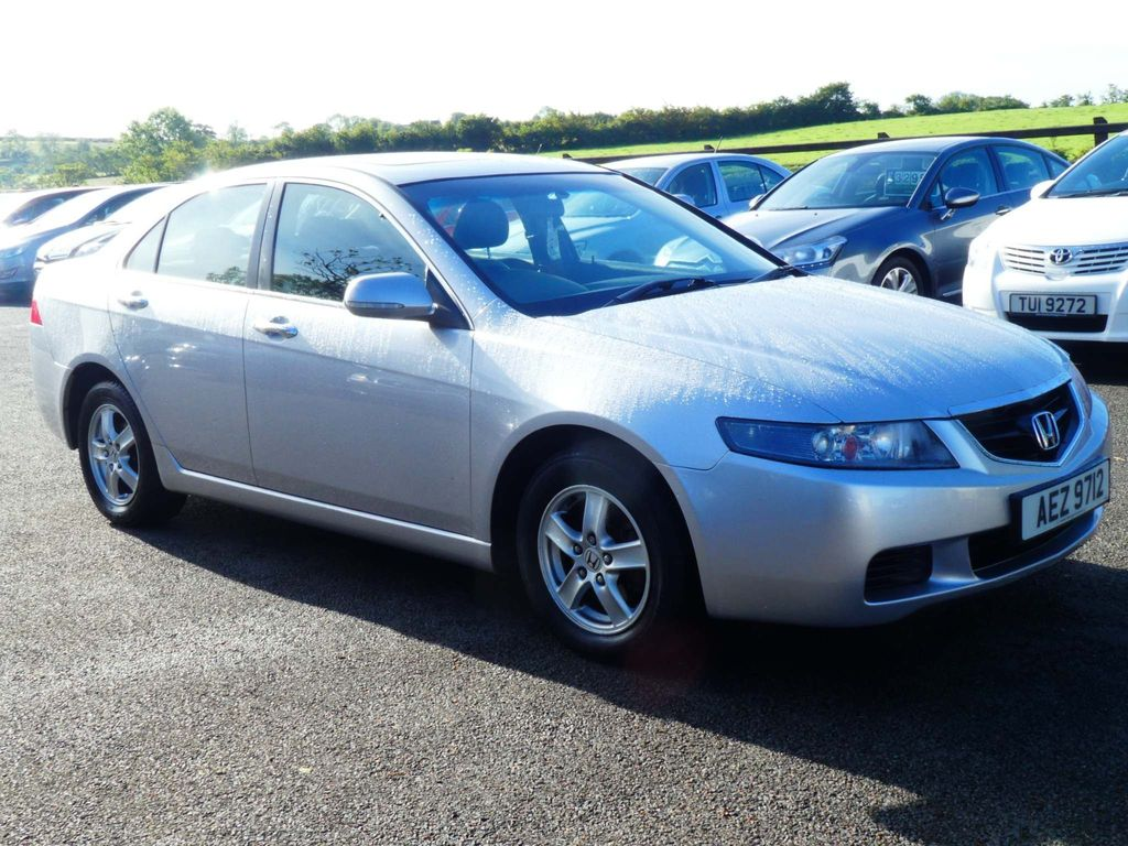 Honda Accord Saloon 2.0 i-VTEC SE 4dr