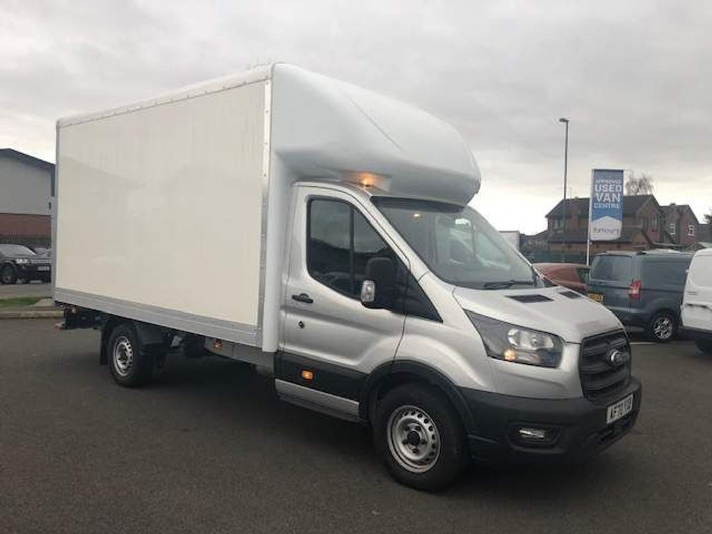 Ford Transit Chassis Cab 350 L4 LEADER 170 PS GRP LUTON