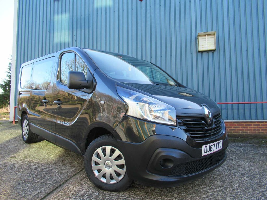 Renault Trafic Other 1.6 dCi ENERGY 27 Business (s/s) 5dr (9 Seat)