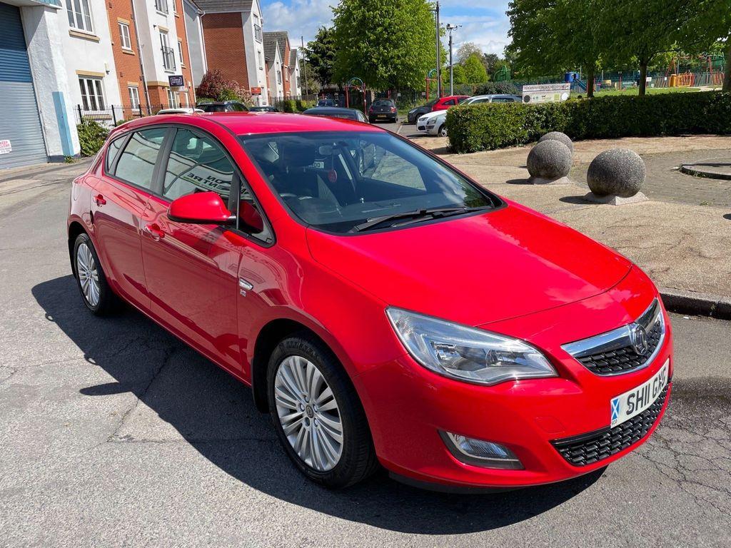 Vauxhall Astra Hatchback 1.4 16v Excite 5dr