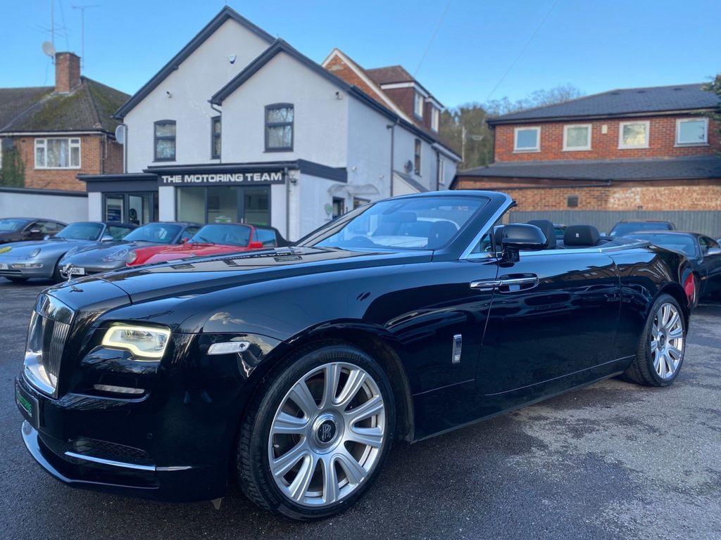Rolls-Royce Dawn Convertible 6.6 V12 Auto 2dr