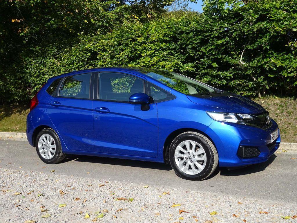 Honda Jazz Hatchback 1.3 i-VTEC SE Navi (s/s) 5dr