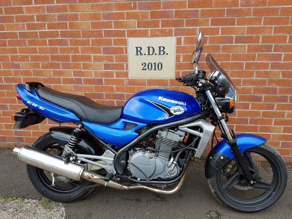 Kawasaki ER-5 Naked 500