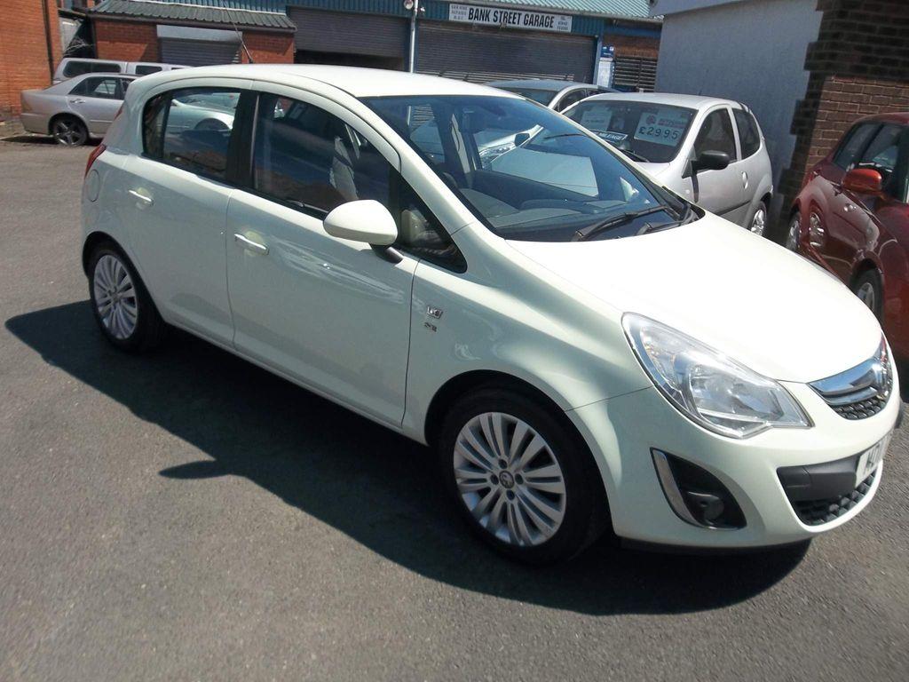 Vauxhall Corsa Hatchback 1.3 CDTi ecoFLEX 16v SE 5dr (a/c)