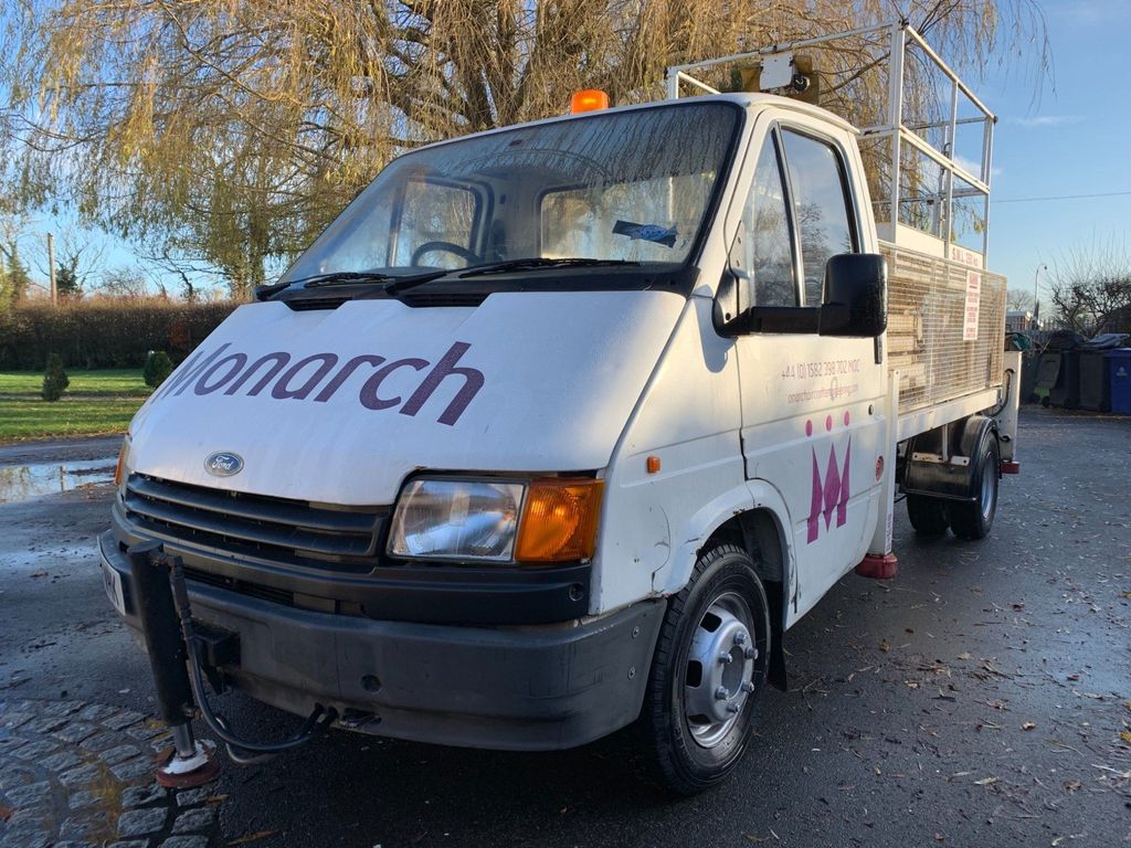 Ford Transit Specialist Vehicle MK3 190 2.5DI CLASSIC FORD TRANSIT