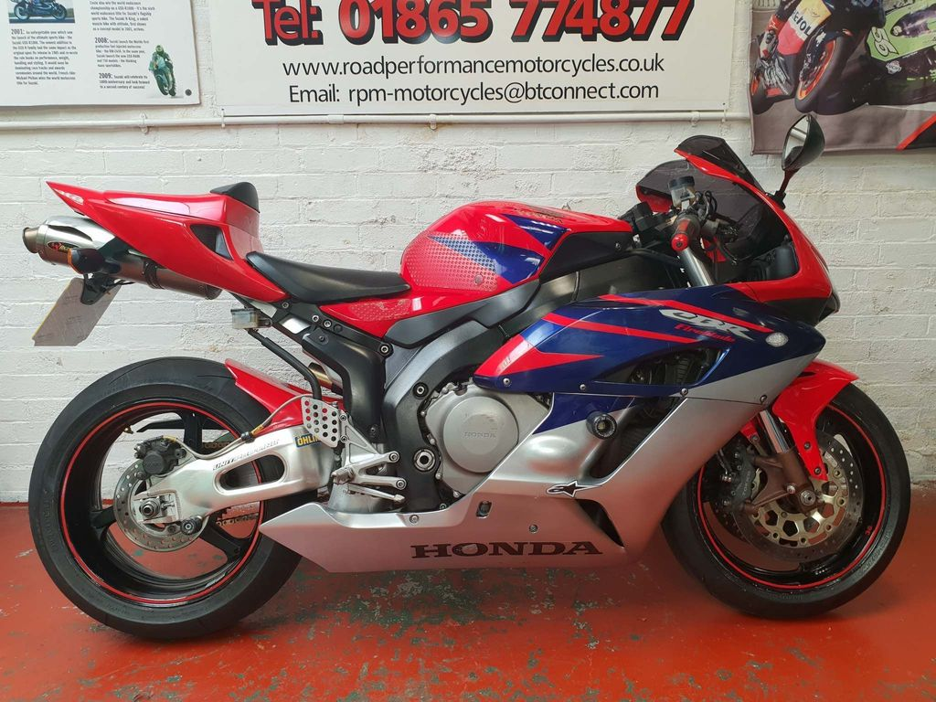 Honda CBR1000RR Fireblade Super Sports 1000
