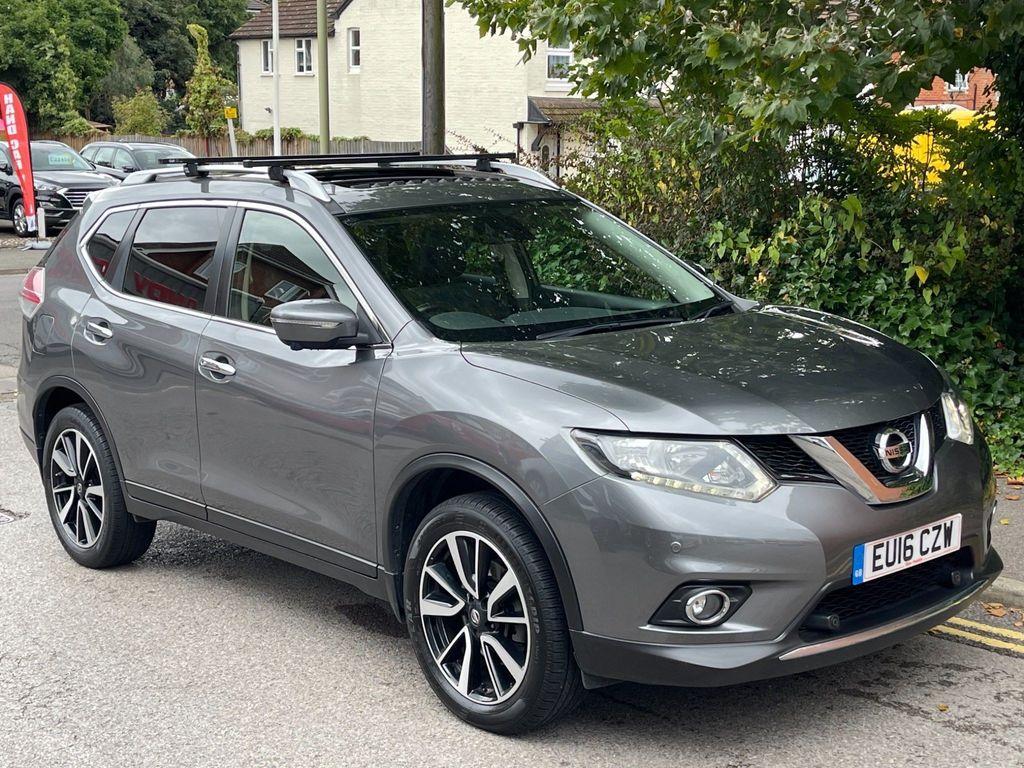 Nissan X-Trail SUV 1.6 dCi n-tec (s/s) 5dr