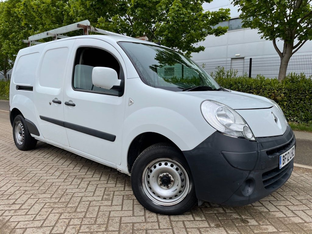 Renault Kangoo Maxi Temperature Controlled