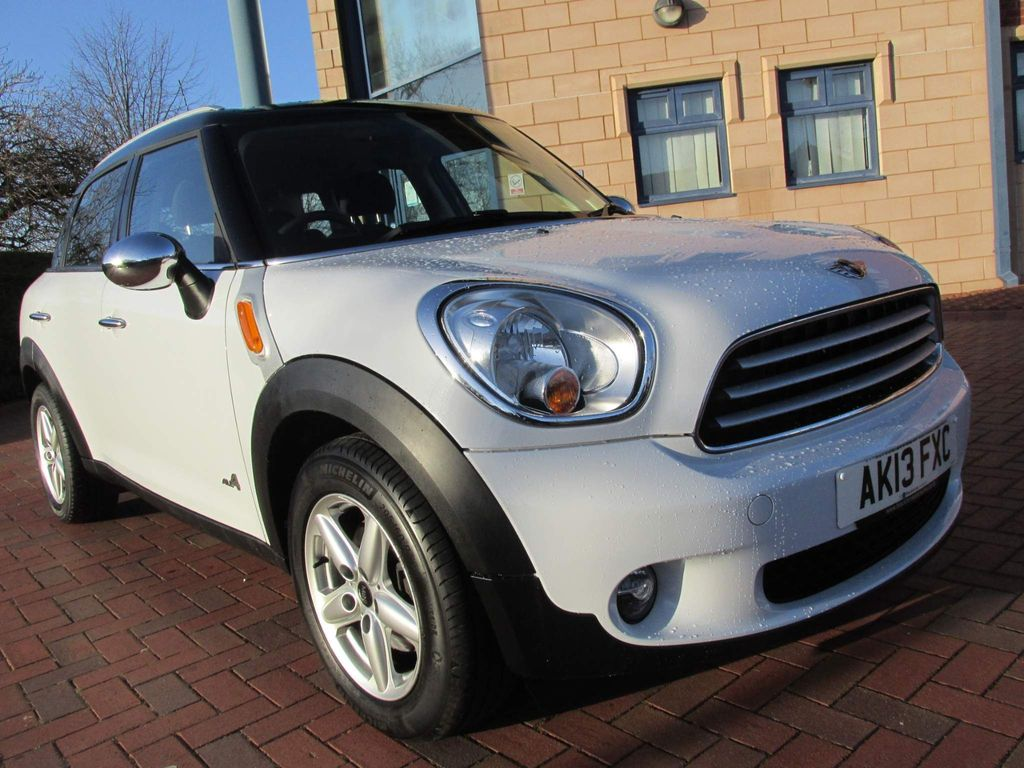 MINI Countryman SUV 2.0 Cooper D (Pepper) ALL4 5dr