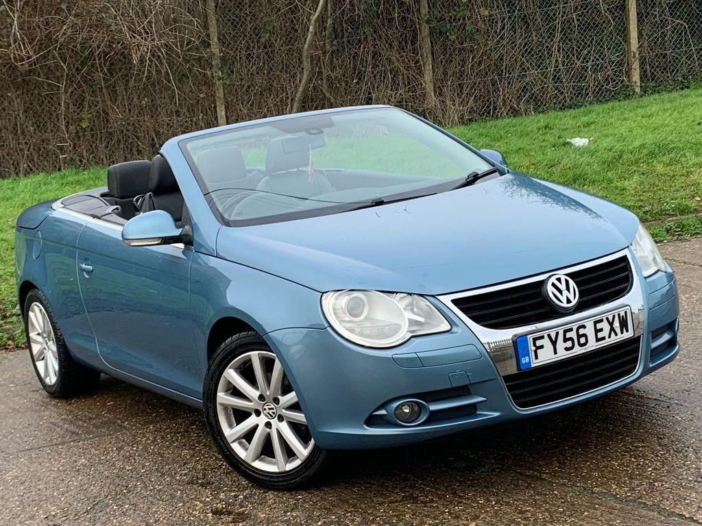 Volkswagen Eos Convertible 2.0 FSI Cabriolet 2dr