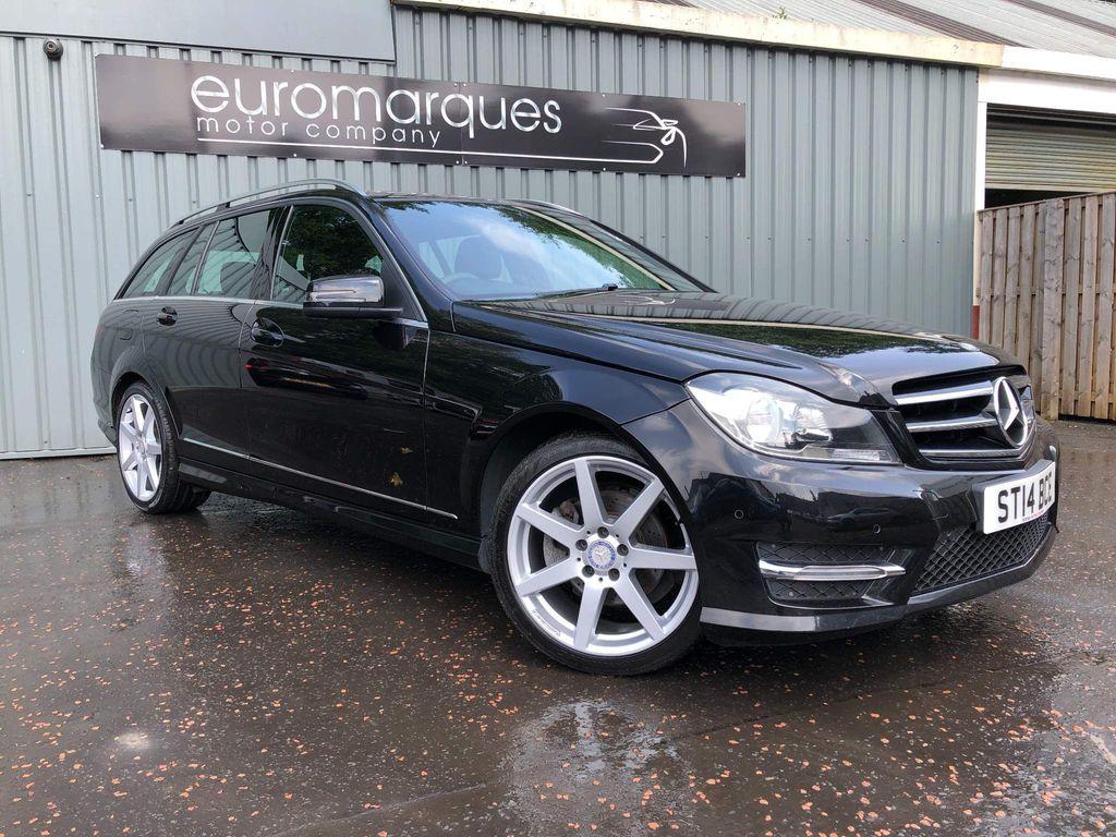 Mercedes-Benz C Class Estate 2.1 C250 CDI AMG Sport Edition (Premium) 7G-Tronic Plus 5dr