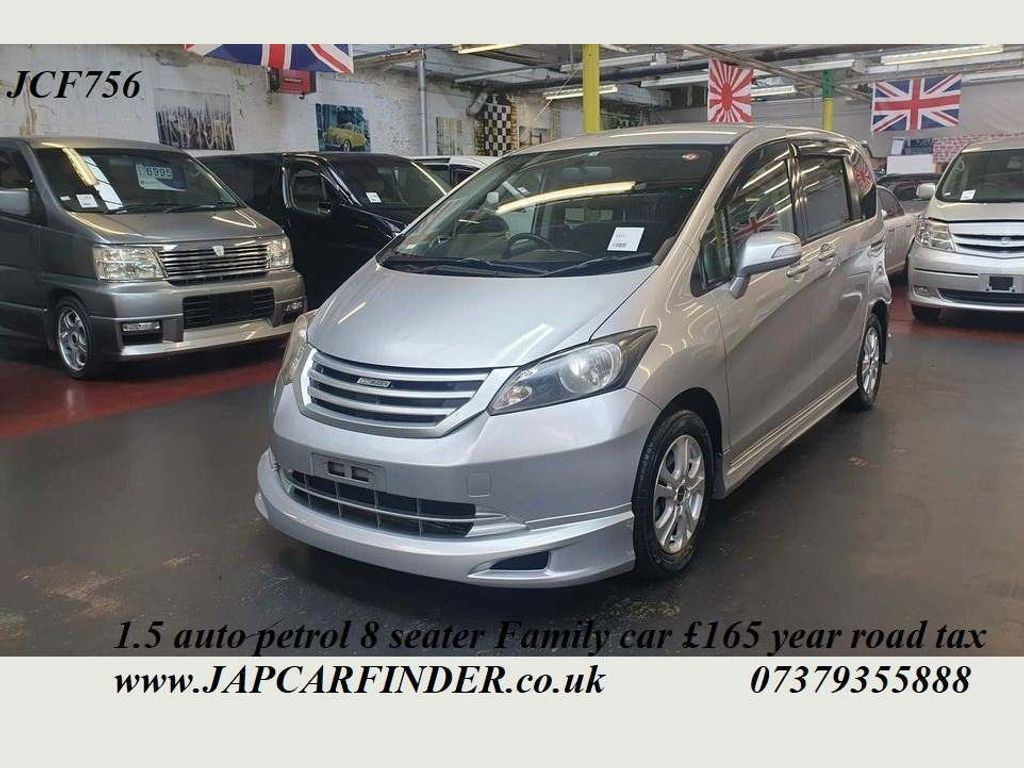 Honda Freed MPV 8 seater Styled by Mugen £165 year tax