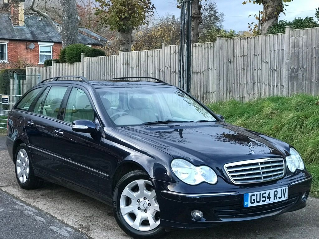 Mercedes-Benz C Class Estate 1.8 C230 Kompressor Elegance SE 5dr