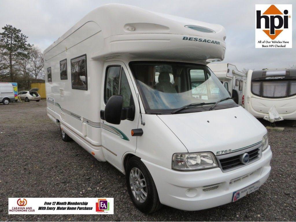 Bessacarr E765 Coach Built
