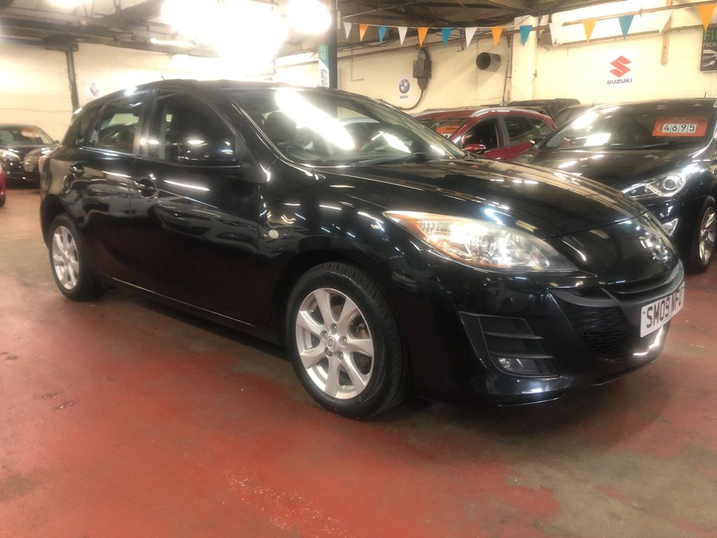 Mazda Mazda3 Hatchback 1.6 TS2 5dr
