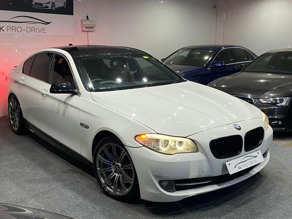 BMW 5 Series Saloon 3.0 530d BluePerformance SE 4dr