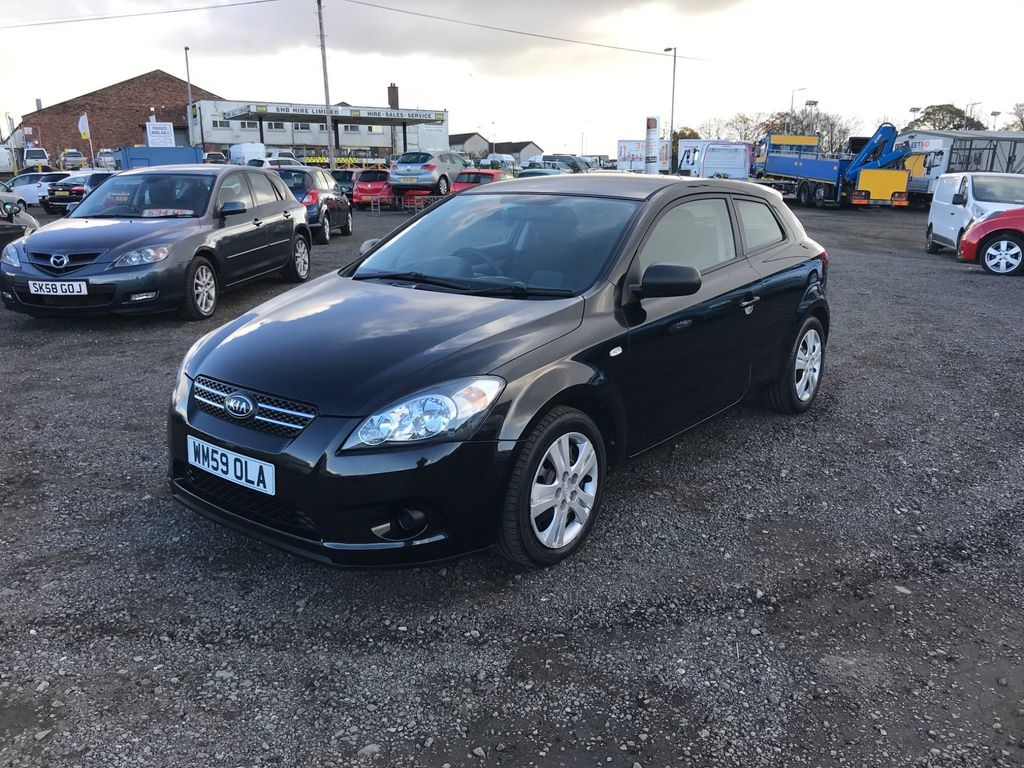 Kia ProCeed Hatchback 1.4 1 3dr