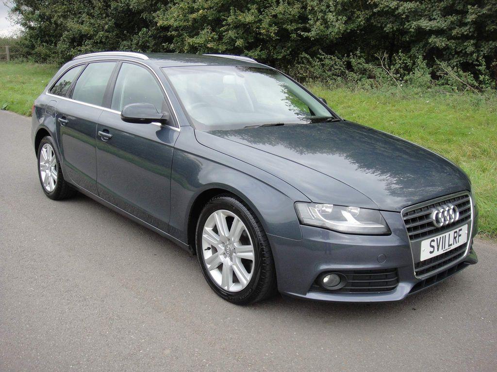 Audi A4 Avant Estate 2.0 TDI SE Avant 5dr