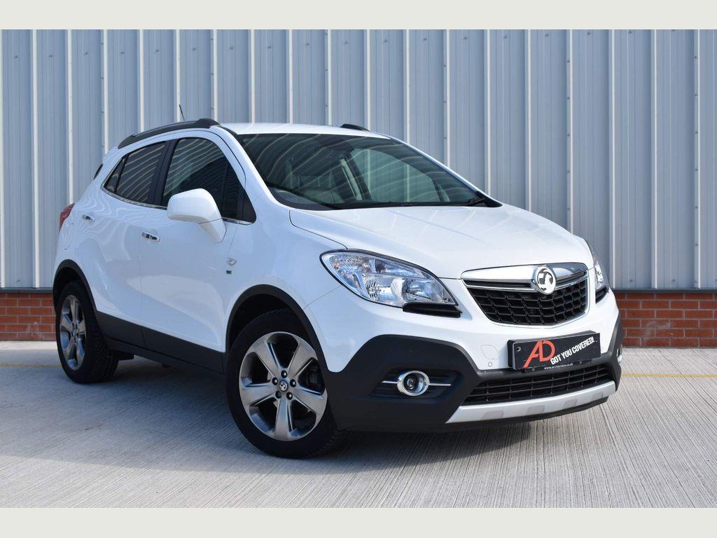 Vauxhall Mokka Hatchback 1.7 CDTi SE 4WD (s/s) 5dr