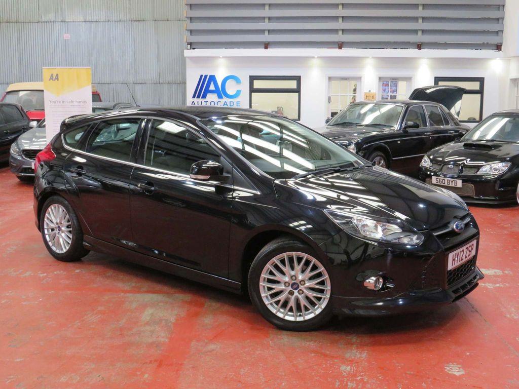 Ford Focus Hatchback 1.6 Ti-VCT Zetec S 5dr