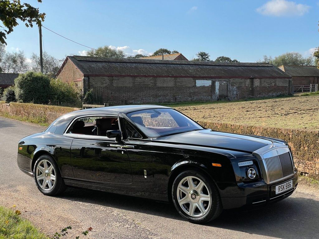 Rolls-Royce Phantom Coupe 6.7 2dr
