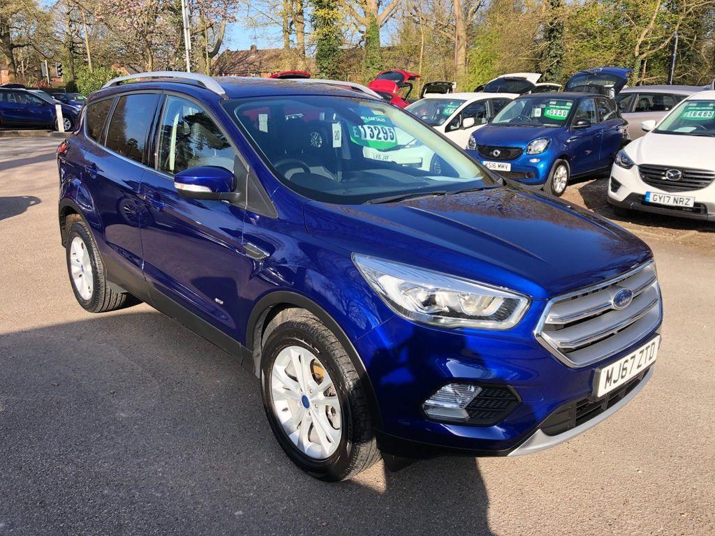Ford Kuga SUV 1.5T EcoBoost Titanium Auto AWD (s/s) 5dr
