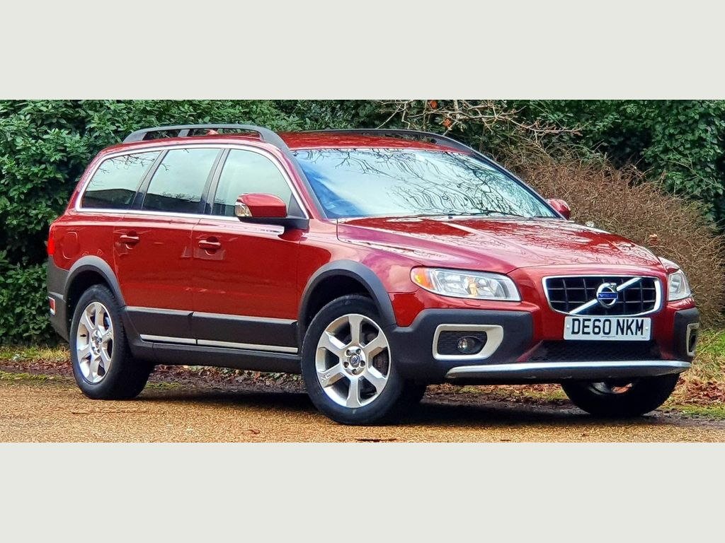 Volvo XC70 Estate 2.0 D3 DRIVe SE Geartronic 5dr