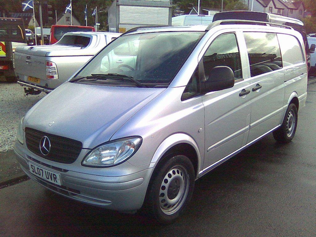 Mercedes-Benz Vito Camper 2.1 111CDI Dualiner Basic Long Panel Van 5dr