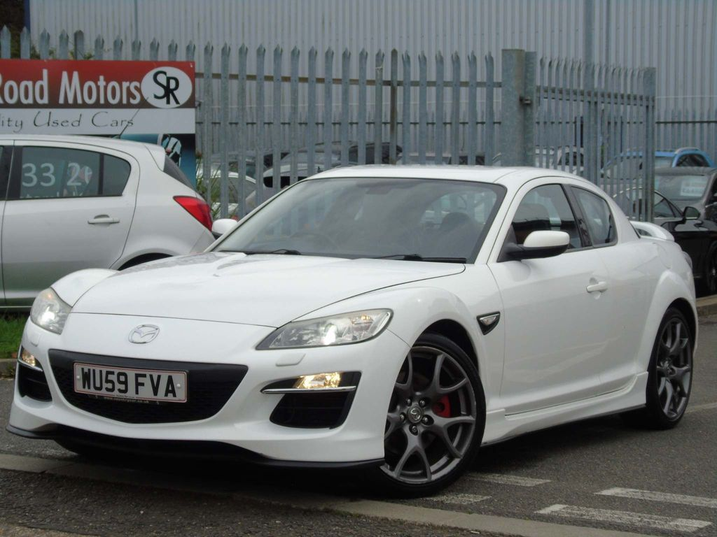Mazda RX-8 Coupe 2.6 R3 4dr