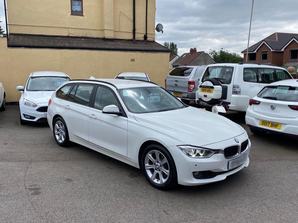 BMW 3 Series Estate 3.0 330d SE Touring Sport Auto xDrive (s/s) 5dr