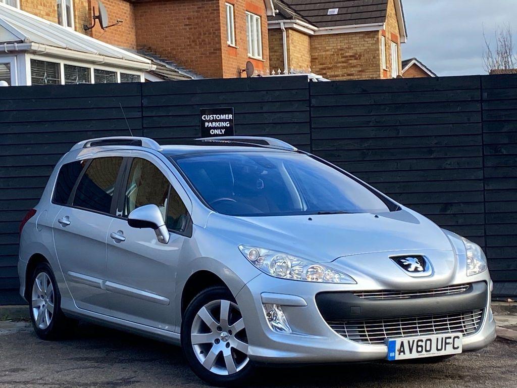 Peugeot 308 SW Estate 1.6 HDi FAP SE 5dr