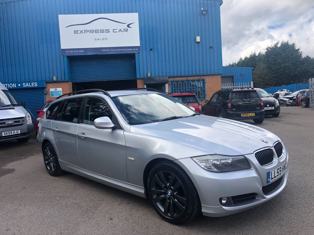 BMW 3 Series Estate 3.0 325i SE Touring 5dr