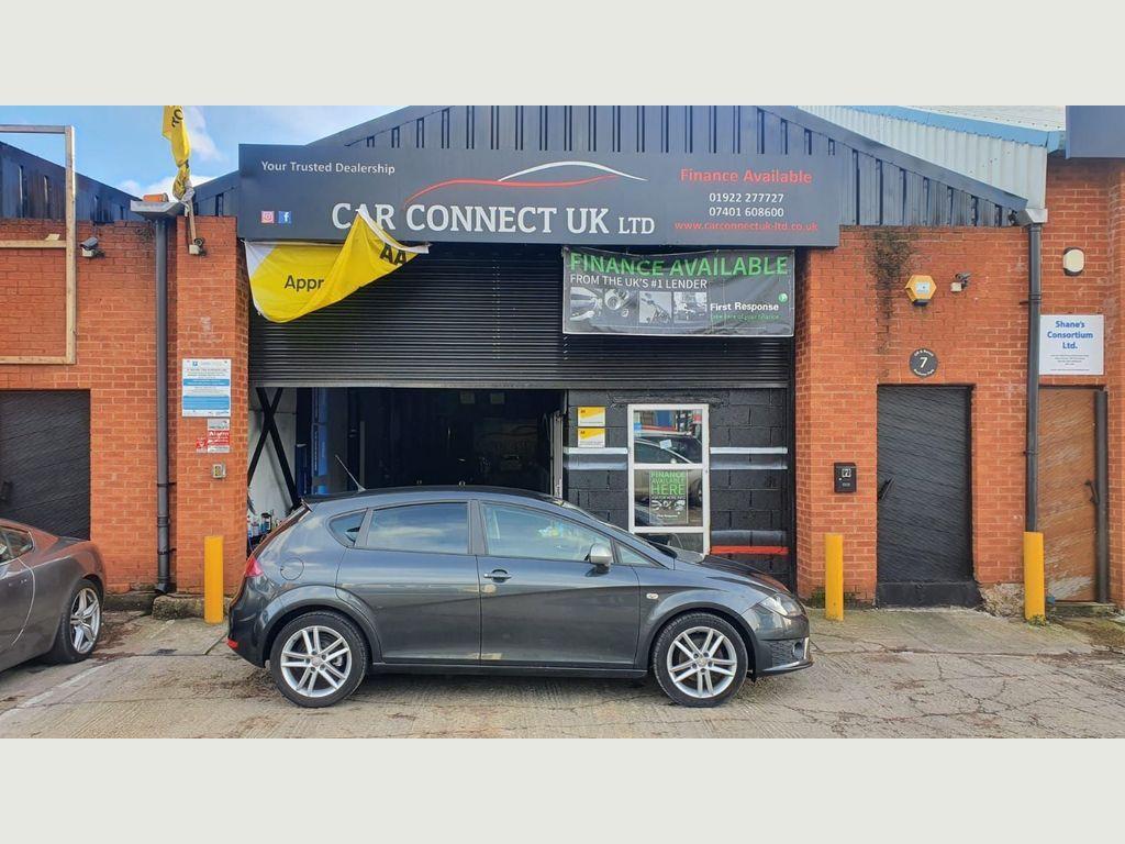 SEAT Leon Hatchback 1.4 TSI FR 5dr
