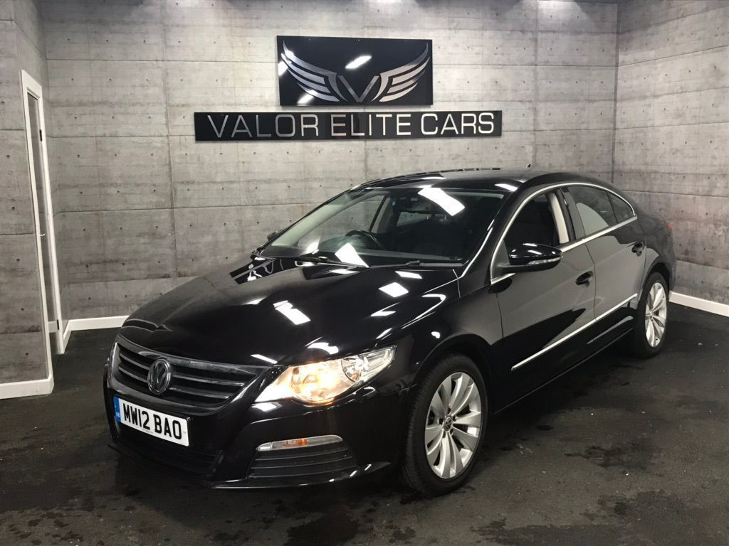 Volkswagen CC Coupe 2.0 TDI BlueMotion Tech DSG 4dr