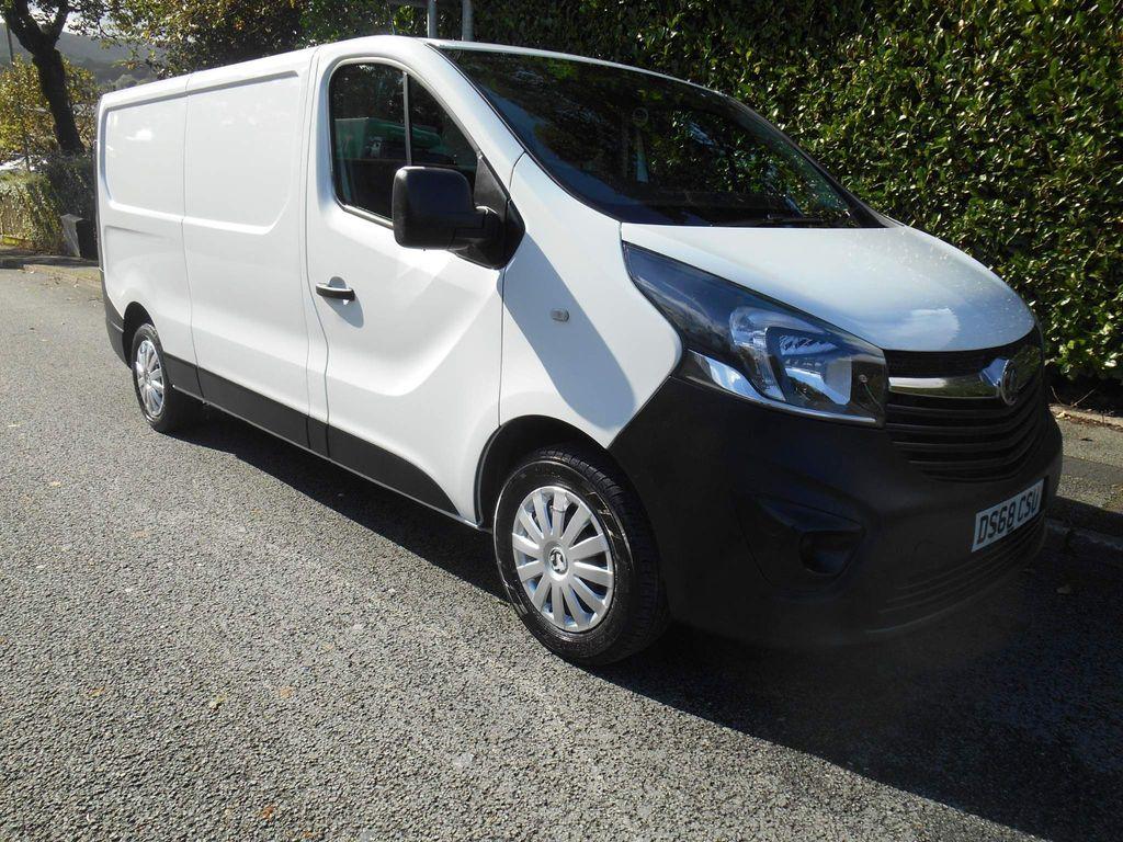 Vauxhall Vivaro Panel Van 1.6 CDTi 2900 L2 H1 EU6 5dr