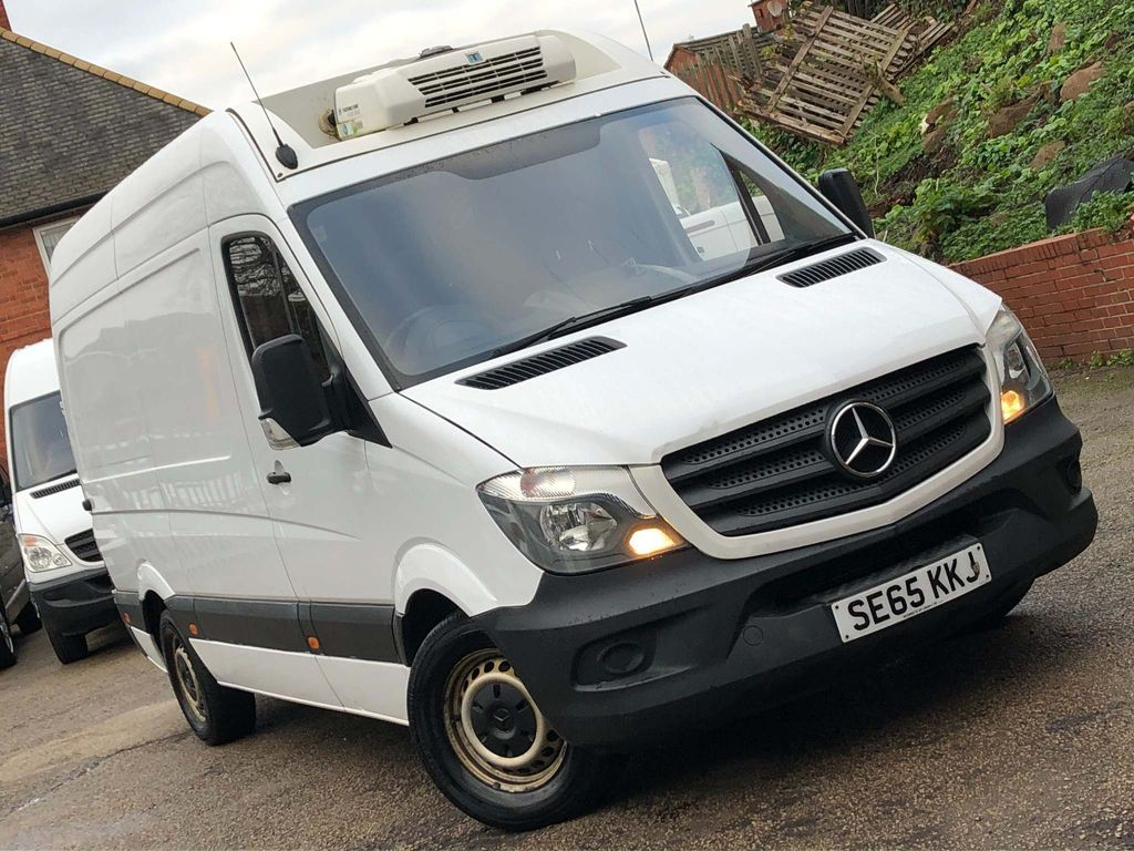 Mercedes-Benz Sprinter Temperature Controlled 313CDI TEMPERATURE CONTROL
