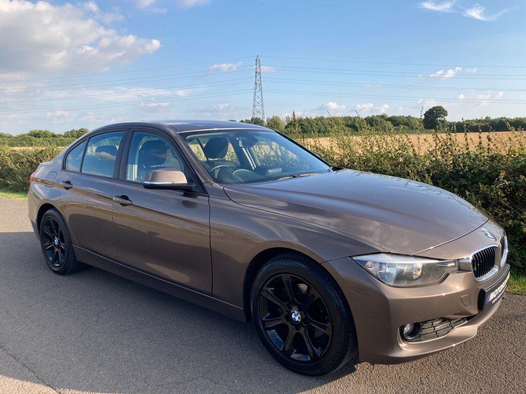 BMW 3 Series Saloon 2.0 316d ES (s/s) 4dr