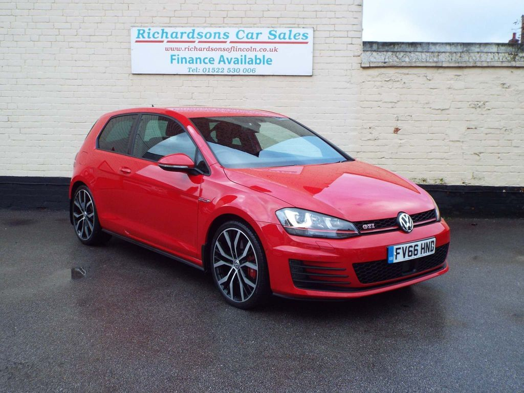 Volkswagen Golf Hatchback 2.0 TSI BlueMotion Tech GTI (Performance pack) (s/s) 3dr