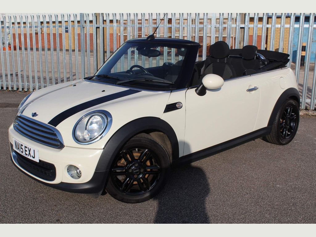 MINI Convertible Convertible 1.6 One (s/s) 2dr