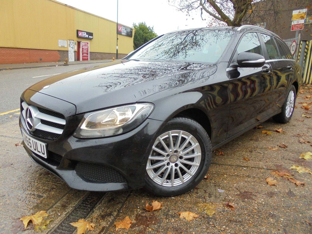 Mercedes-Benz C Class Estate 2.0 C200 SE (Executive) G-Tronic+ (s/s) 5dr