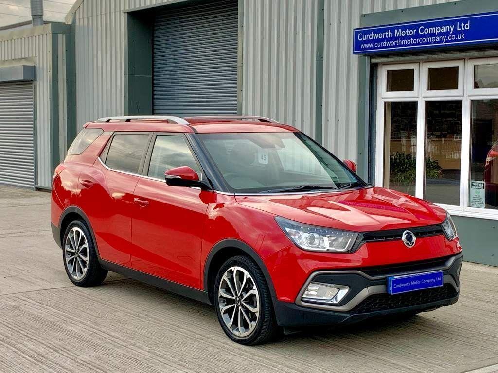 SsangYong Tivoli XLV SUV 1.6 e-XDi ELX (s/s) 5dr