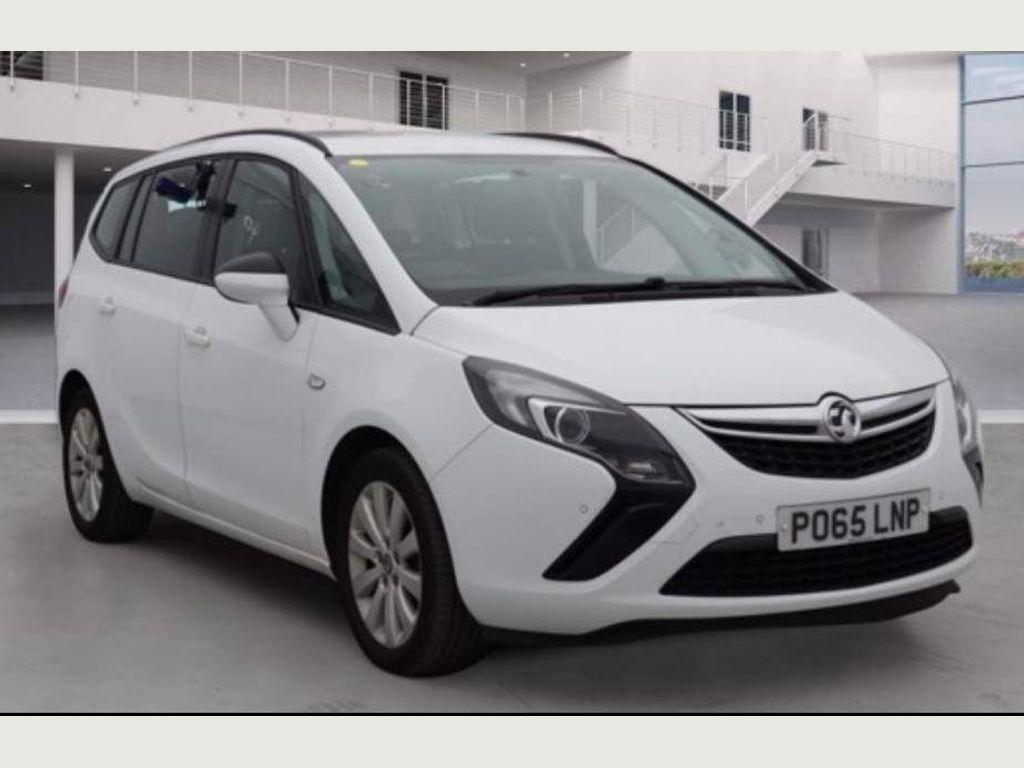 Vauxhall Zafira Tourer MPV 1.6 CDTi ecoFLEX Design (s/s) 5dr