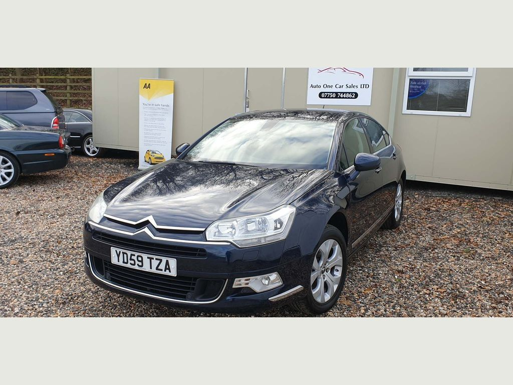 Citroen C5 Saloon 2.0 HDi Exclusive 4dr