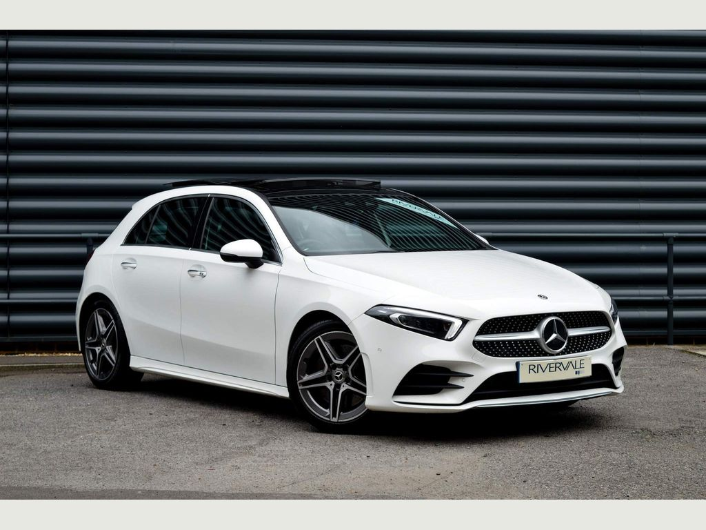 Mercedes-Benz A Class Hatchback 2.0 A250 AMG Line (Premium Plus) 7G-DCT 4MATIC (s/s) 5dr